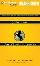 THE FIRST HORSEMAN unabridged audio book on MP3 CD by JOHN CASE (12 Hours)