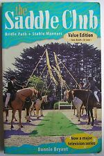 THE SADDLE CLUB by Bonnie Bryant BOOK NOVEL PAPERBACK **Free Shipping**