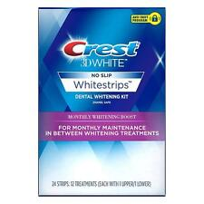 CREST Whitestrips MONTHLY WHITENING BOOST In between Treatments, Exp 3/2018