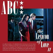 ABC   The Lexicon of Love 2     CD  (Brand New)