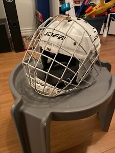 Joga 390 Helment With 387 Jofa Bubble Cage