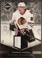 Marian Hossa 2011-12 Limited 2 Color Jersey Chicago Blackhawks /25