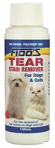 Fido's Tear Stain Remover for Dogs and Cats 125ml FREE Registered Post
