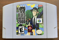 Blues Brothers 2000 (Nintendo 64) N64 Authentic Cart Only Tested Working