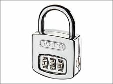 ABUS - 160/40 40mm Combination Padlock ( 3 Digit) Steel Case Die Cast Body