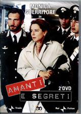 AMANTI E SEGRETI (Monica Guerritore) - 2 DVD NUOVO E SIGILLATO, UNICO E RARO!
