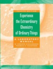 The Extraordinary Chemistry of Ordinary Things, Lab Manual