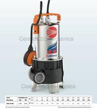Elettropompa PEDROLLO ZXm 1A/40 SOMMERSA Vortex pompa sommergibile HP 0,85