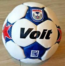 Nasl Voit Game Ball; New, Unused. Extremely Rare Opportunity!