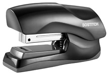 Bostitch Office Heavy Duty 40 Sheet Small Stapler Fits Palm Of Hand Black 1 Pc
