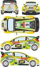 1/43 Decal Ford Fiesta WRC #9 Rally Portugal 2012