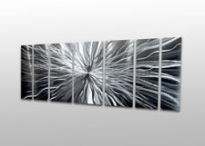Abstract Metal Wall Art Modern Contemporary Design Sculpture Painting Home Decor