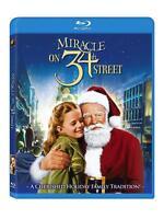 Miracle on 34th Street [Blu-ray] Maureen O'Hara NEW! Christmas Classics