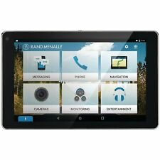 """Rand McNally OverDryve RV 7"""" Tablet with Built-in Dash Cam & Free Lifetime Maps"""