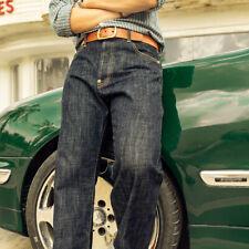Red Tornado 702 Vintage Jeans Selvedge Denim High Rise Loose Fit Blue Onewash