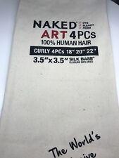 NAKED ART 100% HUMAN/H. CURLY 4PCs_18