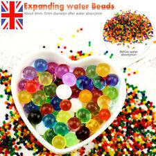 10000x Orbeez Water Aqua Soil Crystal Bio GEL Balls Beads Decoration Vase Filler