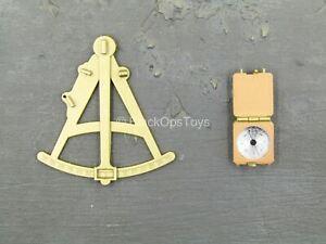 1/6 Scale Toy Lewis & Clark - William Clark - Compass w/Sextant