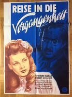 Reise in die Vergangenheit  (Kinoplakat/Filmplakat '50) - Margot Hielscher