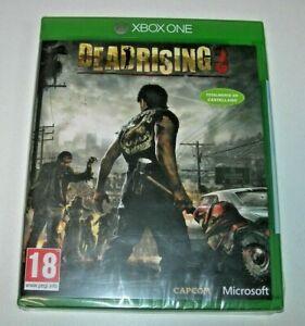 Dead Rising 3 Xbox One edición española precintado