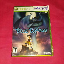 BLUE DRAGON XBOX 360 NEUF VERSION US 100% FRANCAIS A L'ECRAN VOIX JAPONAISES