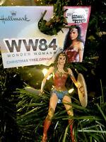 WONDER WOMAN ww84 KEY CHAIN NEW MOVIE CINEMA THEATER CINEPOLIS MEXICO 2020