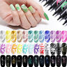 UR SUGAR 8ml Stamping Gellack Colorful Tips Soak Off UV Gel Varnish Nagel Kunst