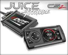Edge 21402 Juice with Attitude CS2 Programmer for 06-07 Sierra Duramax 6.6L