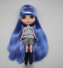 """12"""" Neo Nude  Mixed-Color hair Blythe doll From Factory  JSW21002"""