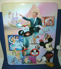 Bradford Exchange Walt Disney 100 Year Anniversary 3D Plate 1940-1960 Mickey