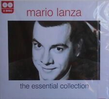 MARIO LANZA -  The Essential Collection - CD - 2 DISC - BRAND NEW