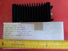 DA-437/GRC-103  RADIO TRANSMITTER  50W DUMMY LOAD  DC TO 2 GHz UNUSED NOS