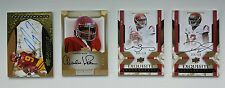 USC Trojans Football autograph cards tickets exquisite Basketball marqus lee nfl