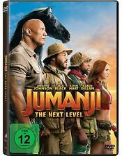 Jumanji - The next level DVD NEU