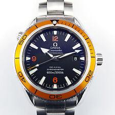 Omega 42mm Seamaster Planet Ocean 600m CO-Axial orange 2209.50.00, Full Set
