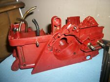"""Solo 636 Chainsaw """"Gas&Oil Tank/Engine Cradle"""" Used Original Part."""