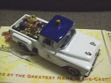 MATCHBOX 1957 CHEVROLET AMERICAN AIRLINE PICKUP TRUCK, DIECAST, MIB, COA