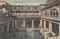 BATH (Somerset) :   Roman Baths-WILKNSON