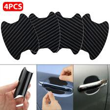 Carbon Fiber Car Door Handle Protector Film Anti-Scratch Stickers Accessories US