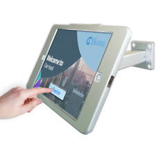 "Tablet POS Wall Mount Stand or Desktop Stand Compatible with 10.2"" iPad"