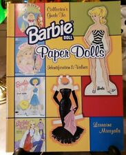 Collector's Guide to Barbie Doll Paper Dolls: Identification & Values
