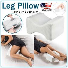 Us Legacy Memory Foam Leg Pillow Sleep Cushion Orthopaedic For Sciatic Back Pain