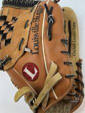 LOUISVILLE SLUGGER Leather WHBG28 12-inch Baseball Glove Mitt Rob Ventura
