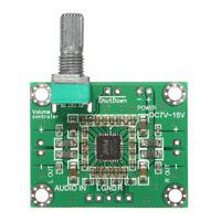 10W*2 DC 7-15V PAM8610 Digital Audio Stereo Amplifier PCB Circuit Board Mod G7X2
