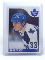 1985-86 Al Iafrate #210 Toronto Maple Leafs OPC O-Pee-Chee Ice Hockey Card H551