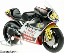 **ULTRA RARE!! #46 VALENTINO ROSSI APRILIA RSV World Champ GP250cc (1999)-1:12