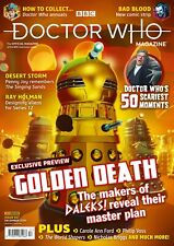 DOCTOR WHO MAGAZINE DECEMBER 2020 (ISSUE 557) NEW