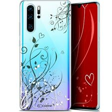 """Coque Pour Huawei P30 Pro (6.47"""") Extra Fine Love Hearts Flowers"""