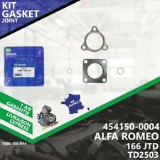 Gasket Kit Joint Turbo ALFA ROMEO 166 JTD 454150-4 454150-5004S M.722.AT.24-044