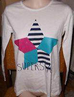 super Langarm-Shirt Gr 146/152  +ansehen  super Design